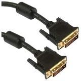 Unirise DVI-D Dual Link 24+1 Male - Male