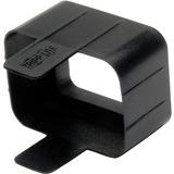Tripp Lite PDU Plug Lock Connector C20 Power Cord to C19 Outlet Black 100pk