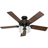 52IN STUDIO FAN BRONZE