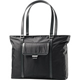 """Samsonite Ultima 2 Carrying Case (Tote) for 15.6"""" Notebook, Tablet, iPad, File Folder, Books, Accessories - Black"""