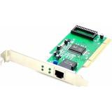 AddOn 10/100/1000Mbs Single Open RJ-45 Port 100m Copper PCI Network Interface Card