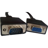 Professional Cable SVGA / UXGA / VGA Extension HD15M-F, 10 Feet