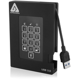 Apricorn Aegis Padlock A25-3PL256-500F 500 GB Portable Rugged Hard Drive