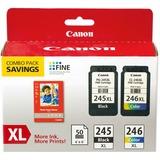 CANON PG-245XL/CL-246XL/GP-502 PAPER COMBO PACK