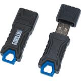 EP Memory 8GB GorillaDrive USB 2.0 Flash Drive