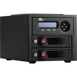 CRU RTX RTX220-3QR DAS Array - 2 x HDD Supported