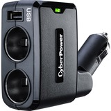 CyberPower CPTDC1U2DC Mobile Power Ports (2) DC Ports and (1) 2.1A USB Charging Port