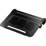 Cooler Master NotePal U3 PLUS - Laptop Cooling Pad with 3 Configurable High Performance Fans