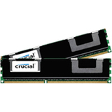 Crucial 32GB Kit (16GBx2), 240-pin DIMM, DDR3 PC3-14900 Memory Module