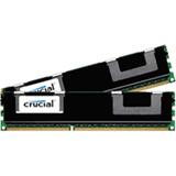 Crucial 32GB Kit (16GBx2), 240-pin DIMM, DDR3 PC3-14900 Memory Module