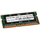 VisionTek 8GB DDR3L Low Voltage 1600 MHz (PC3-12800) CL11 SODIMM