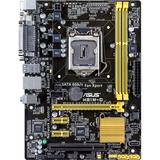 Open Box: Asus H81M-C/CSM Desktop Motherboard - Intel H81 Chipset - Socket H3 LGA-1150