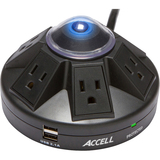 Accell Powramid Power Center and USB Charging Station