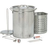 30QT TURKEY FRYER ALUMINUM