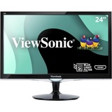 "Viewsonic VX2452mh 24"" LED LCD Monitor - 16:9 - 2 ms"