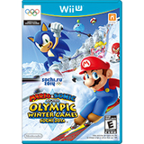 Nintendo Mario & Sonic at the Sochi 2014 Olympic Winter Games