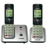 VTech CS6619-2 DECT 6.0 Cordless Phone