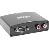 Tripp Lite VGA to HDMI Adapter Converter for Stereo Audio / Video