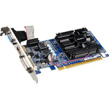 Gigabyte HD Experience GV-N210D3-1GI (rev. 6.0) GeForce 210 Graphic Card - 520 MHz Core - 1 GB DDR3 SDRAM - PCI Express 2.0