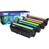 MSE Remanufactured Toner Cartridge - Alternative for HP (CE252A) - Yellow