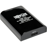 Tripp Lite USB 3.0 SuperSpeed to DisplayPort Dual Monitor External Video Graphics Card Adapter
