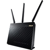 Asus RT-AC68U Wi-Fi 5 IEEE 802.11ac Ethernet Wireless Router