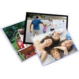 100PK 4X6 PHOTO LAMINATING POUCH HEAT SEALED 5 MIL GLOSS