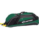 Easton Travel/Luggage Case (Roller) for Baseball Bat - Black, Green