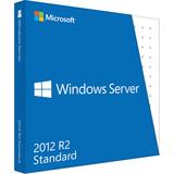 Lenovo Microsoft Windows Server R.2 Standard - License and Media - 2 CPU, 2 Virtual Machine
