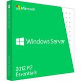 Microsoft Windows Server 2012 R.2 Essentials 64-bit - Complete Product - 25 User, 1 Server, 2 CPU