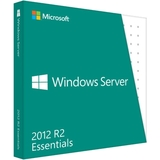HP Microsoft Windows Server 2012 R.2 Essentials 64-bit - License - 2 Processor - OEM