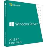 HP Microsoft Windows Server 2012 R.2 Essentials 64-bit - License - 2 Processor