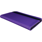 Visual Land Prestige 7 Folio Tablet Case (Purple)