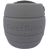 BeatBoom Speaker System - Battery Rechargeable - Wireless Speaker(s) - Black, Silver