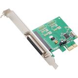SYBA Multimedia 1-port Parallel PCI-e Controller Card