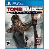Square Enix Tomb Raider: Definitive Edition