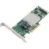 Microchip Adaptec 8805 12 Gbps PCIe Gen 3 SAS/SATA RAID Adapter