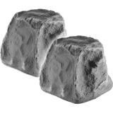 OSD Audio Rock RX550 100 W RMS Outdoor Speaker - 2-way - Slate Gray