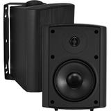 OSD Audio 120 Watt 5.25 in. Polypropylene Woofer with 1 in. Tweeter-AP520W