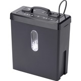 Royal Sovereign 8 sheet portable shredder with compressor - level 3 cross cut