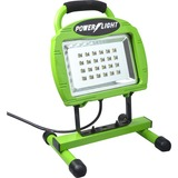 Coleman Cable L1323 - High Power LED Work Light On A Steel Base