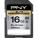 PNY Elite Performance 16 GB SDHC