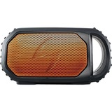 ECOXGEAR ECOSTONE GDI-EGST700 Speaker System - Battery Rechargeable - Wireless Speaker(s) - Orange