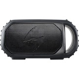 ECOXGEAR ECOSTONE GDI-EGST701 Speaker System - Battery Rechargeable - Wireless Speaker(s) - Black
