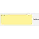 Seiko SmartLabel SLP-1YLB Mailing Label