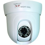 Open Box: Night Owl CAM-PT624-W Surveillance Camera - Color