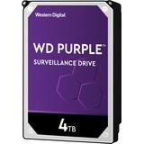 """WD Purple WD40PURX 4TB Surveillance 3.5"""" Internal Hard Drive"""