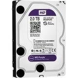 """WD Purple WD20PURX 2TB Surveillance 3.5"""" Internal Hard Drive"""