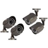 Q-see Premium QM6510B Surveillance Camera - Color