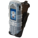 zCover gloveOne Carrying Case (Holster) for IP Phone - Clear